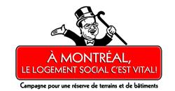 À Montréal, le logement social c'est vital!