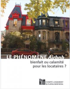 Document sur AirBnB maintenant disponible