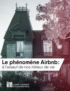 Le phénomème Airbnb : à l'assaut de nos milieux de vie !