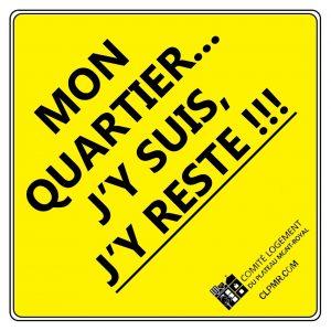 Mémoire: Oui à la protection des locataires du  Plateau Mont-Royal contre les évictions abusives !